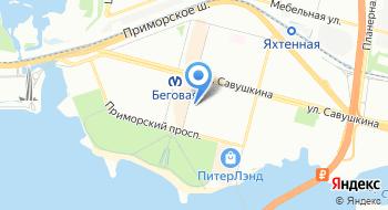 Центр творчества и спорта Империя на карте
