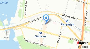 Мотоэкстрим на карте
