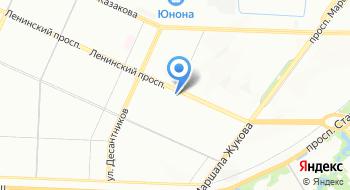 Крокус на карте
