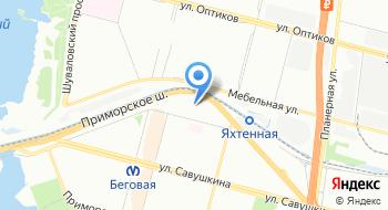 Автотюнинг на карте