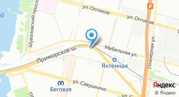 Ёкл.РФ на карте