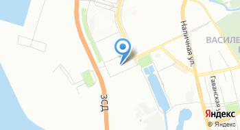 Транспортная компания Вионикс на карте