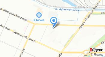 Мотоэвакуатор Мotovozov.ru на карте
