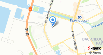 Городская Поликлиника №4 Детское Поликлиническое Отделение №1 на карте