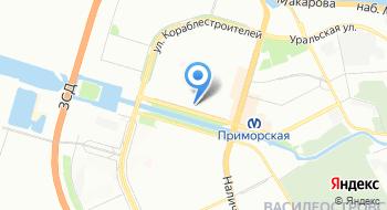 TCNobel на карте