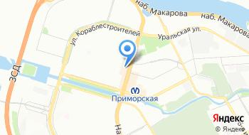 F-shteker на карте