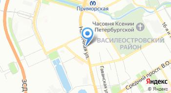 Строительная техника на карте
