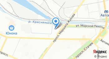 Питерстартер на карте