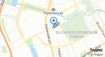ЖСК Василеостровец на карте