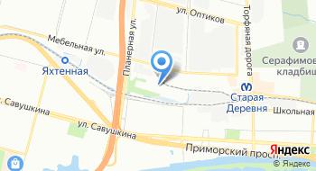 Интерфурнитура на карте