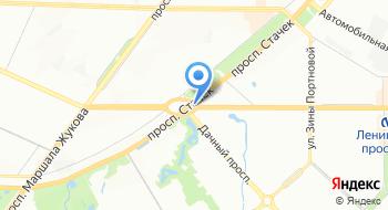 ProfiExpress на карте
