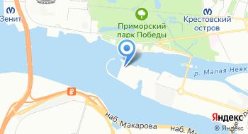 Пейнтбольный клуб Максимус на карте