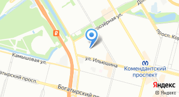 Автошкола Альфа на карте