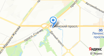 Аудиоклиник на карте