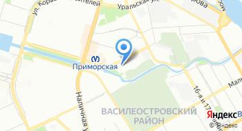 Компьютерный сервис ReSTART на карте