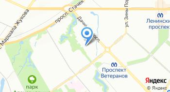 Транспортная компания Реутт на карте
