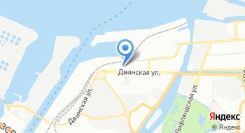 Морское кадровое агентство на карте