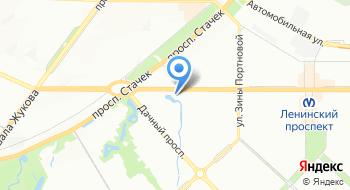МедФорм на карте