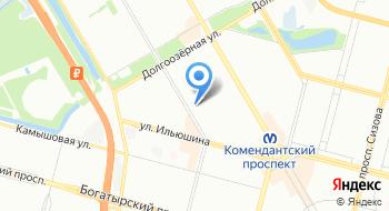 Производственно-полиграфическое предприятие Флагман на карте