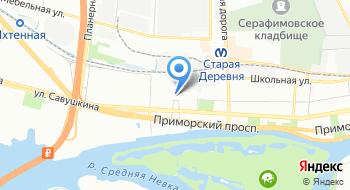 Магазин автоаксессуаров и автохимии на карте