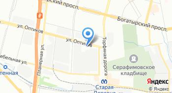 ОП МРЭО ГИБДД № 6 на карте