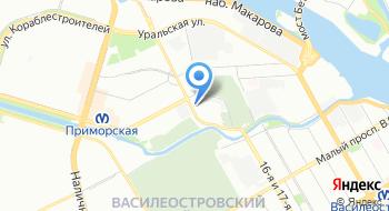 Mod-art international St. Petersburg на карте