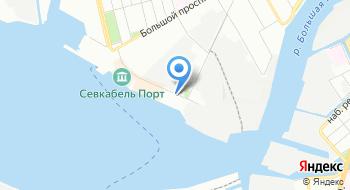 Студия Питер Аэро на карте
