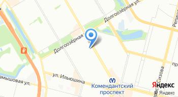 1-я юридическая клиника на карте