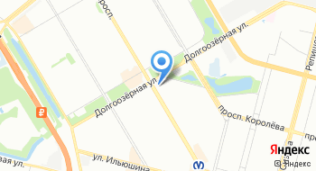 Женский спорт-клуб Тонус Лайт на карте