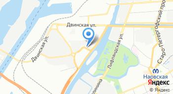 Санкт-Петербургское государственное казённое учреждение Поисково-спасательная служба на карте