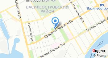 Автостоянка Биомед на карте