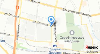 ВалкаДерева.ру на карте