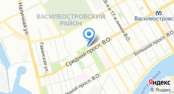 Оружейный магазин Оружейная Линия на карте