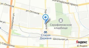 HelpAvto на карте