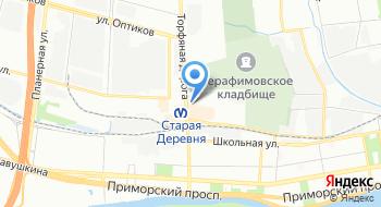 МТ-Телеком на карте