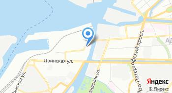 ФГУП Росморпорт Филиал Северо-Западный бассейновый на карте