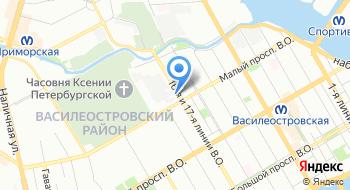Союзпромтех, офис на карте