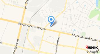 АГЗС №2 УП Витебскоблгаз на карте