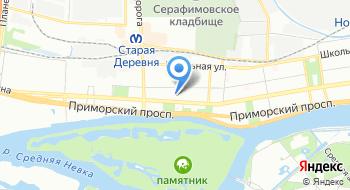 Северо-Западная оперативная таможня на карте