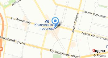 Агентство VipEscort24 на карте