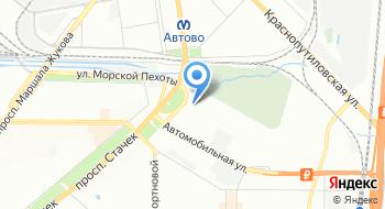 Ауди Центр Петербург на карте