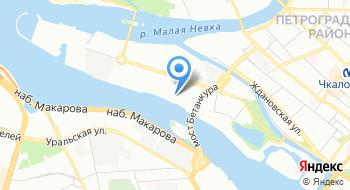 Лазертаг-клуб Лазертаг-Питер на карте