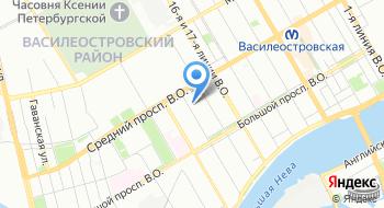 Всероссийский научно-исследовательский геологический институт на карте