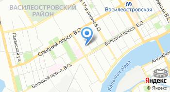 Государственный университет морского и речного флота имени адмирала С.О. Макарова Здравпункт на карте