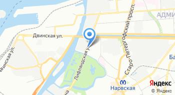 Служба дезинсекции и дератизации ДезЦентр на карте