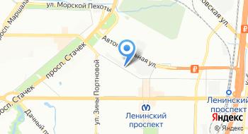 Магазин Электроника на карте