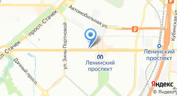 Кожзам СПб на карте