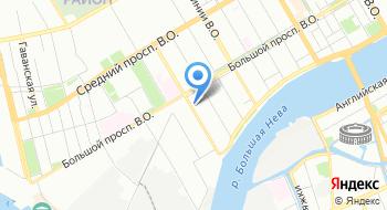 Модный дом Игоря Гуляева на карте