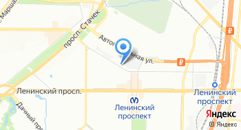 Химторгпроект на карте