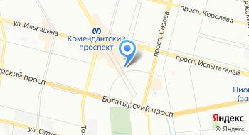 Адвокат Алексей Горичев и партнеры на карте
